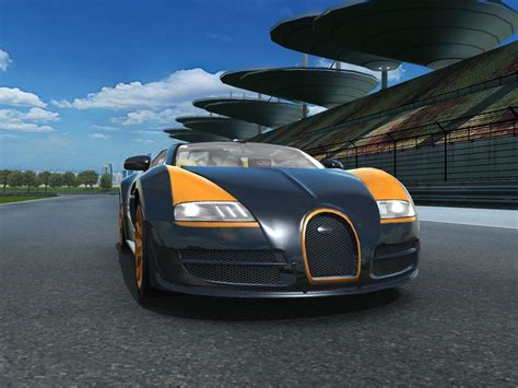 volkswagen bugatti sports car challenge 2 delivers 1m downloads and 25 000 vw