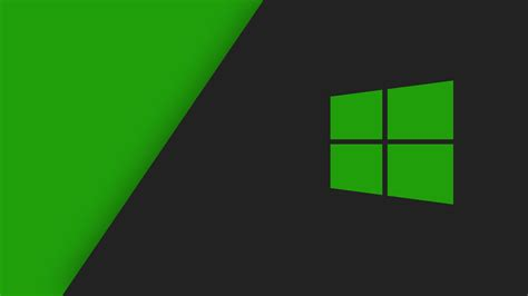 wallpaper windows 10 green windows 10 wallpaper green grey by spectalfrag on deviantart