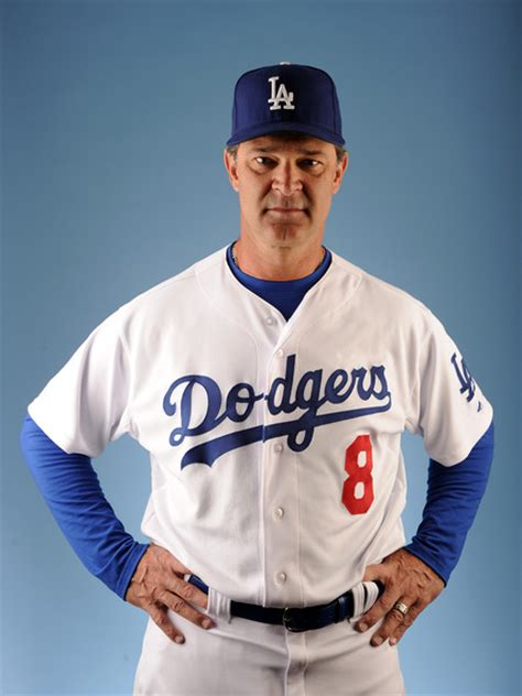 don mattingly pictures los angeles dodgers photo day