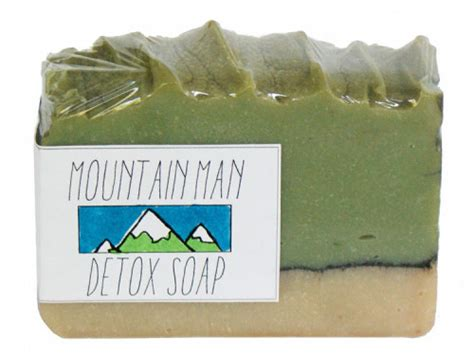 Mountain Detox Soap by Diy Ideas For Soap Labels Soap Deli News