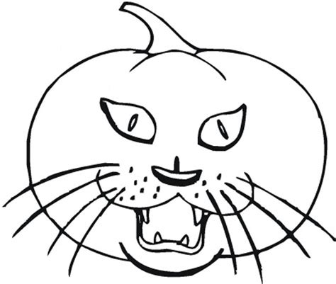 spooky cats coloring pages halloween kitty coloring pages coloring home