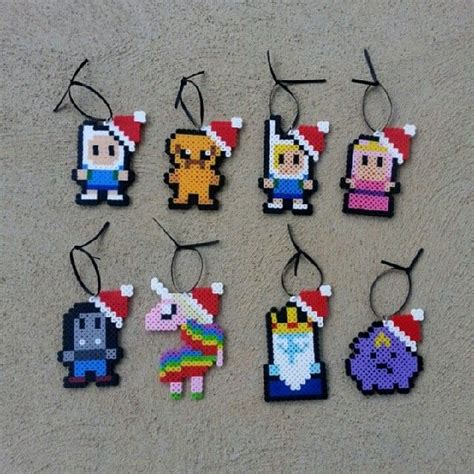 collections of adventure time christmas decorations
