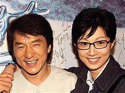 hong kong actress elaine ng elaine ng wants to hear no more of jackie chan