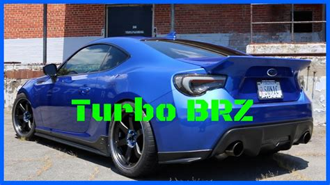 modded subaru brz modded turbo subaru brz 325 hp son1c