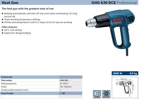Bosch Ghg 630 Dce Mesin Gun Murah machinery trading heat gun ghg 630 dce