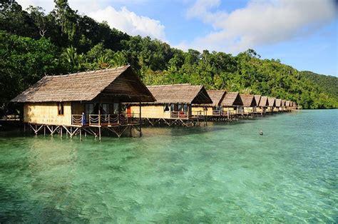 raja at dive resort papua explorers dive resort diving holidays in raja at