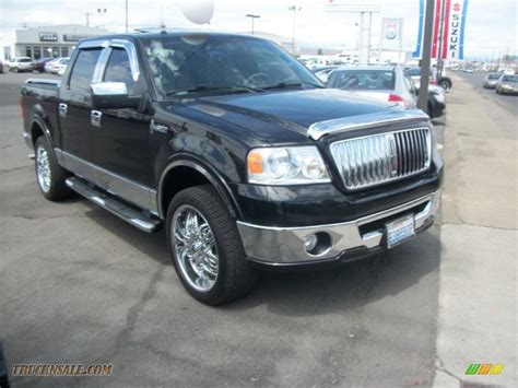 2006 lincoln lt supercrew 4x4 in black j17511