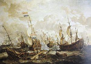 eerste roeiboot viertageschlacht wikipedia