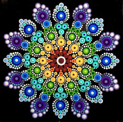 dot pattern mandala 281 best canvas diy painting ideas images on