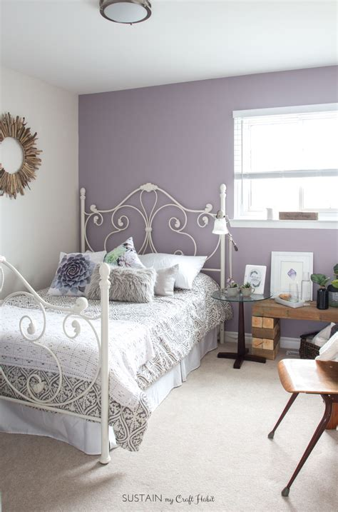 guest room decorating ideas budget mauve lous guest bedroom ideas a simple spare room