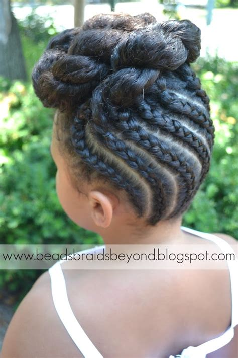 braids and beyond braids and beyond flower updo with