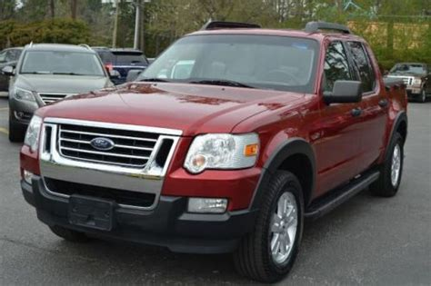 buy used 2008 ford explorer sport trac xlt in 1480 old us hwy 1 southern pines north carolina