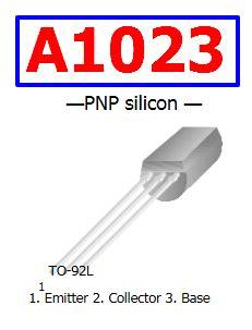 a1023 transistor pdf a1023 datasheet vcbo 120v pnp transistor kec