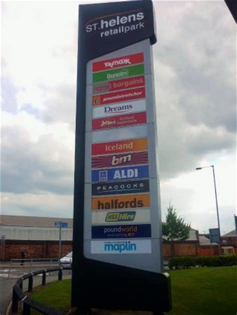 bentley bridge argos shops on offer st helens retail park picture of st