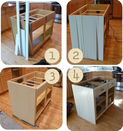 homemade kitchen island plans my suite bliss diy kitchen island re do