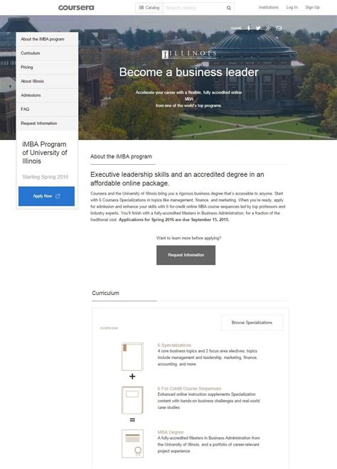 Coursera Of Illinois Mba by Welcome To The Free Mba Course Prepadviser