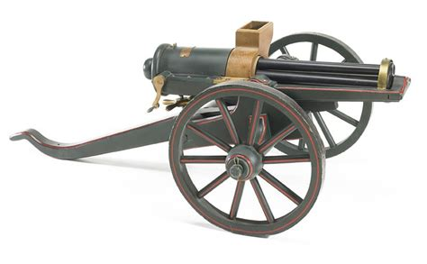 Gasing Cannon historical firearms the gatling gun invented by dr richard gatling in