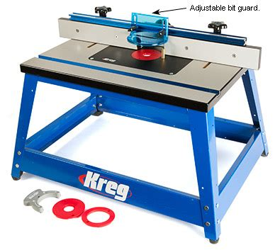 kreg bench top router table kreg 174 bench top router table lee valley tools