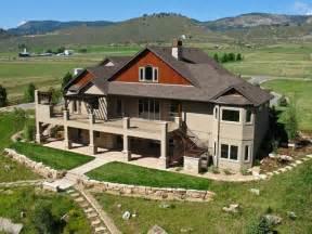 homes for loveland co pjl custom homes loveland co traditional exterior