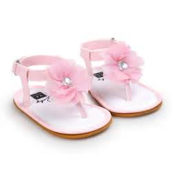 baby summer sandal shoes soft sole toddler