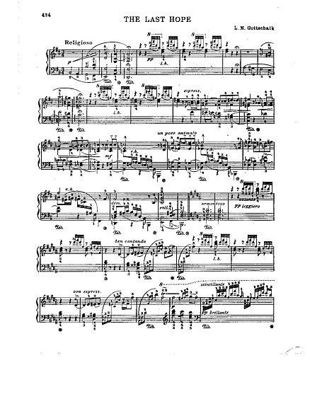 the last of us六线谱_钢琴谱分享