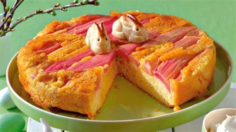 bild der frau rezepte kuchen kokos rhabarber kuchen bild der frau