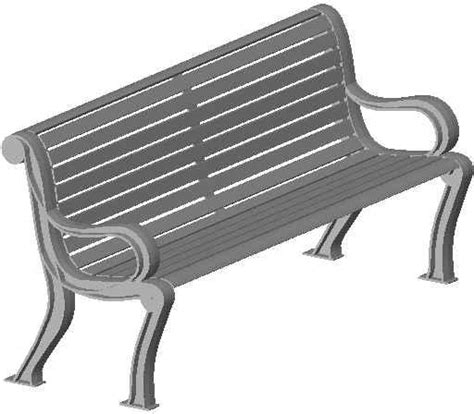 urbanscape benches revitcity com object urbanscape bench