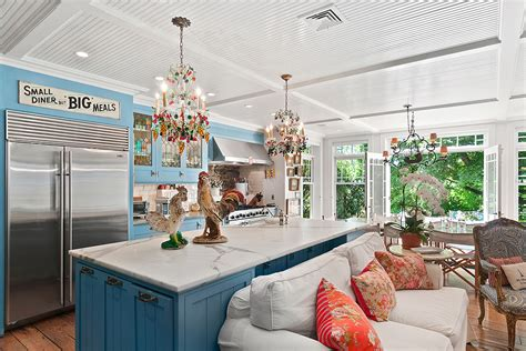 Christie S Kitchen by Christie Brinkley Is Selling Htons Estate