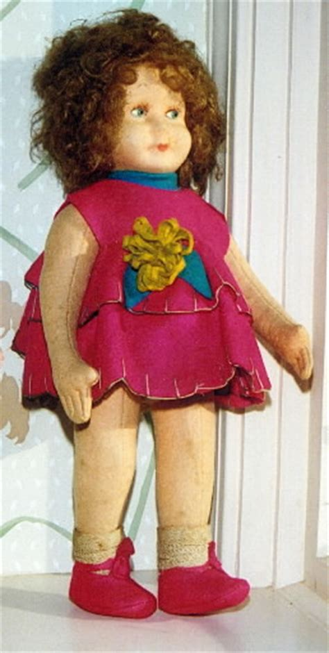 lenci doll values attic finds include a lenci doll and an antique chest
