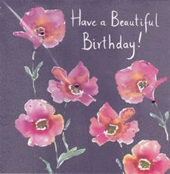 beautiful birthday birthday card karenza paperie
