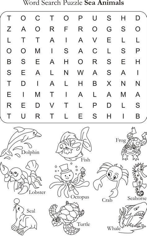 printable number puzzles elementary worksheet about animals חיפוש ב google animals