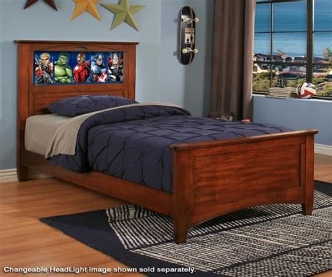 light headed beds lifetime 20249 canterbury twin chestnut lightheaded beds