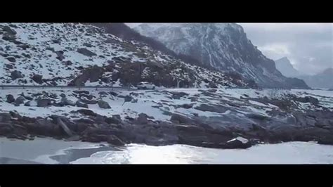 bear erupt volvo winter story commercial youtube