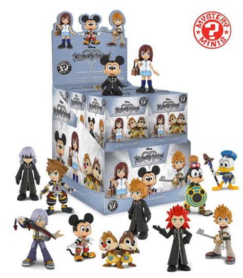 Funko Pop Disney Kingdom Hearts Ps4 Sora Town kingdom hearts invades funko we finally a sora pop