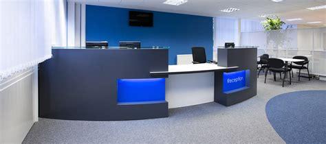 reception area office furniture mainrock