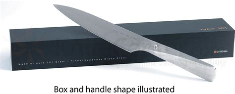 Kershaw Kitchen Knives Set Chroma Cutlery F A Porsche Type 301 5 3 4 Quot Chef S Knife