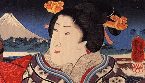 edo period male hairstyles tokyo edo fashion see the world