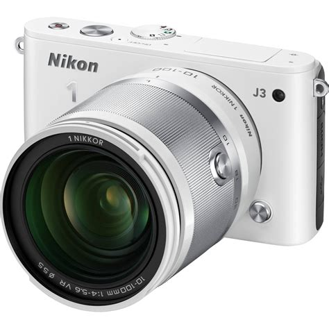 nikon 1 j3 mirrorless digital nikon 1 j3 mirrorless digital with 10 100mm lens 27658
