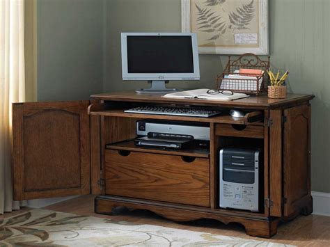 small computer armoire desk home office computer armoire compact computer armoire