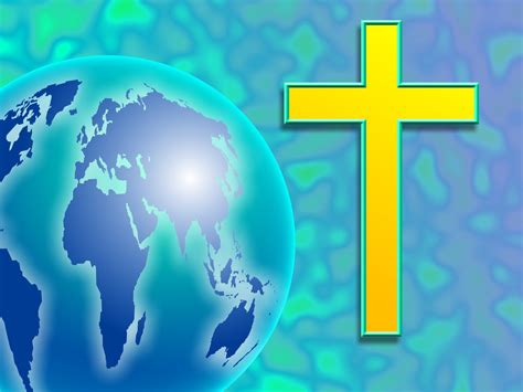 The Who Crossed Worlds world cross free stock photo domain pictures