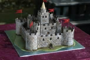 kuchen ritterburg castle birthday cakes for boys