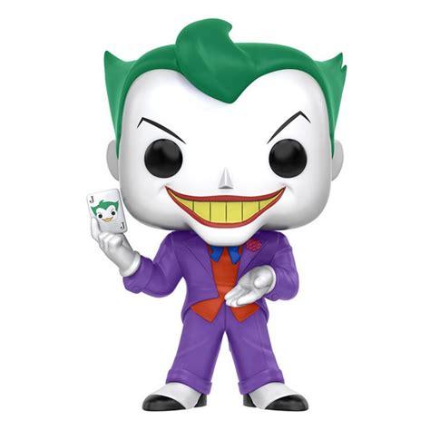 imagenes del joker animado the joker funko pop batman la serie animada dc comics