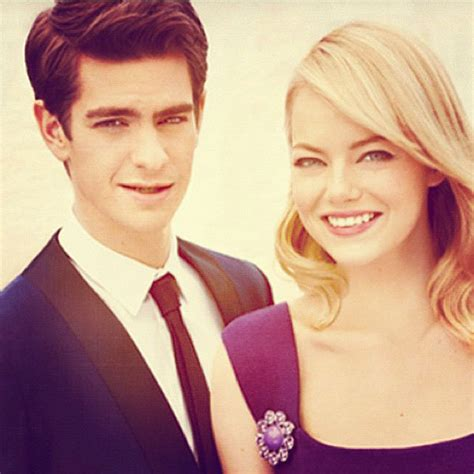 emma stone instagram official account hot celeb couples to watch in 2013 bridalguide