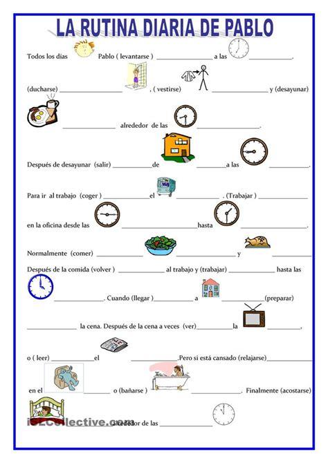 ejemplo de hoja de servicio diaria 1000 ejemplos de las 25 mejores ideas sobre rutina diaria de ni 241 os en