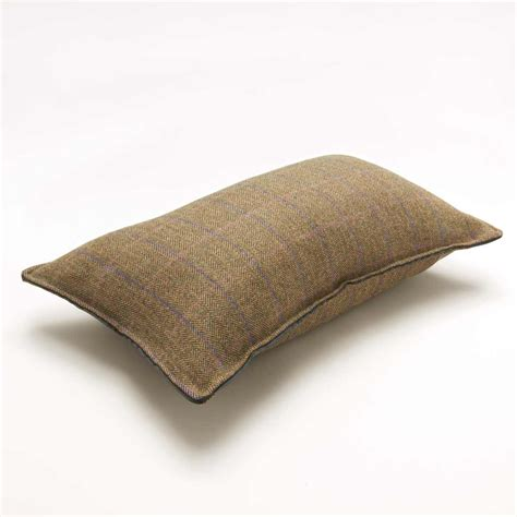 Buying Bed Sheets by Bracken Tweed Cushion Feather Amp Down Filled Cushions