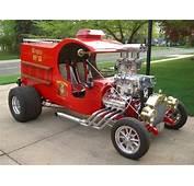 Worlds Fastest Fire Truck Hot Rod Blown HEMI  YouTube