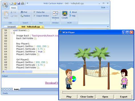 tutorial web cartoon maker web cartoon maker 1 5 free download technology product price