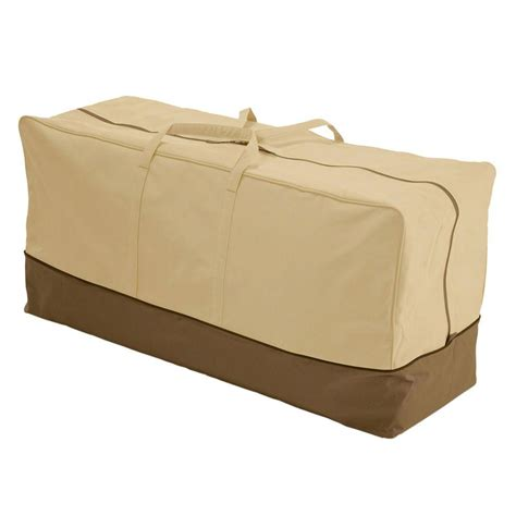 Classic Accessories Veranda Patio Cushion Storage Bag