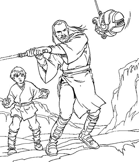 coloring pages star wars jedi star wars coloring page jedi training star wars all