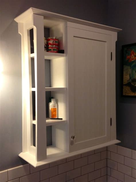 bathroom wall cabinet by douglas lumberjocks